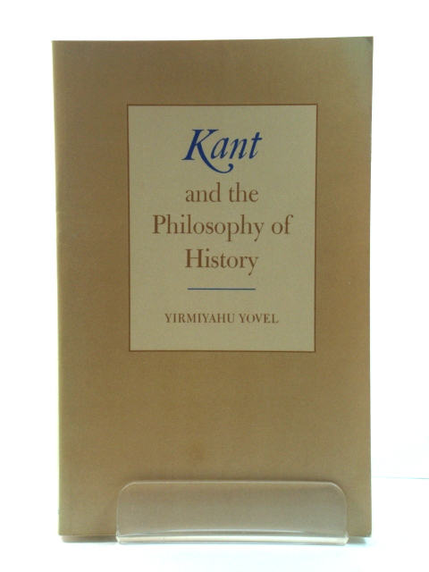 Image for Kant and the Philosophy of History