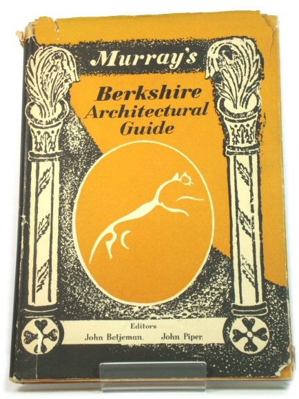 Image for Murray's Berkshire: Architectural Guide
