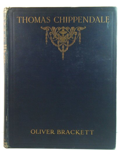 Image for Thomas Chippendale: A Study of His Life, Work and Influence