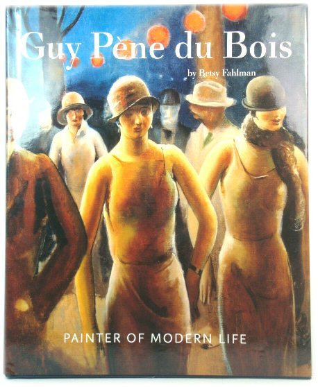 Image for Guy Pene Du Bois: Painter of Modern Life