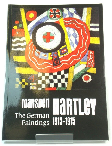 Image for Marsden Hartley: The German Paintings 1913-1915
