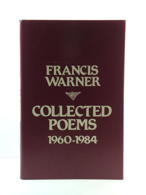 Image for Collected Poems, 1960 - 1984