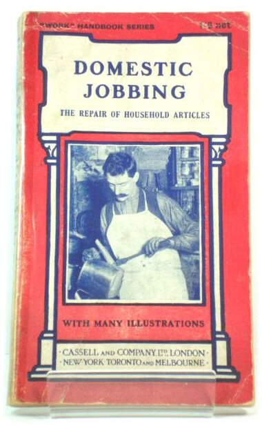 Image for Domestic Jobbing: The Repair of Household Articles