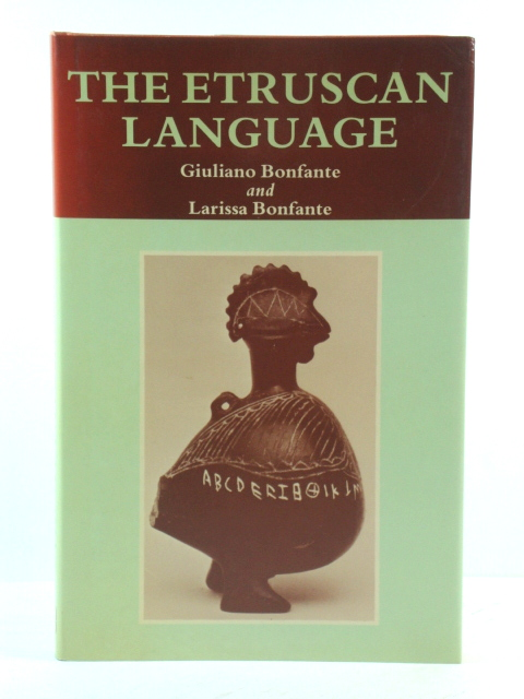 Image for The Etruscan Language