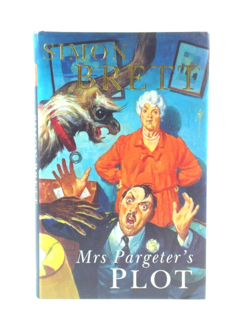 Image for Mrs Pargeter's Plot