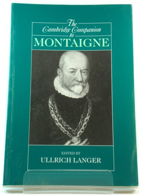 Image for The Cambridge Companion to Montaigne