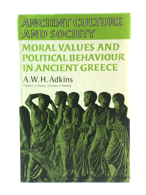 Image for Moral Values and Political Behaviour in Ancient Greece