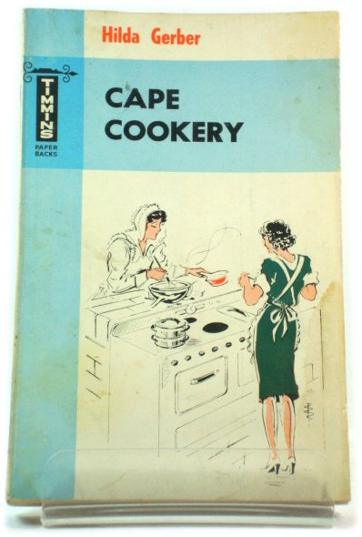 Image for Cape Cookery Old and New