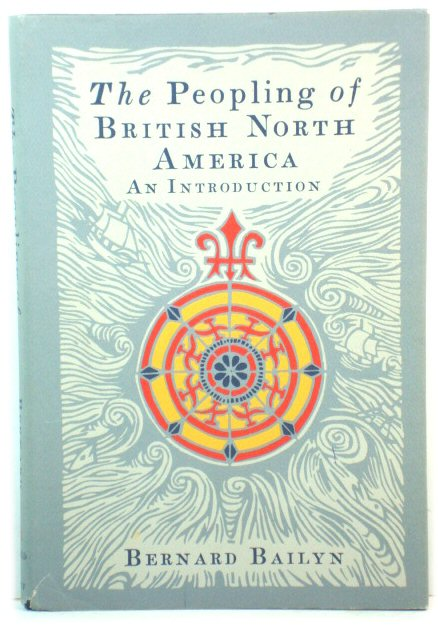 Image for The Peopling of British North America: An Introduction