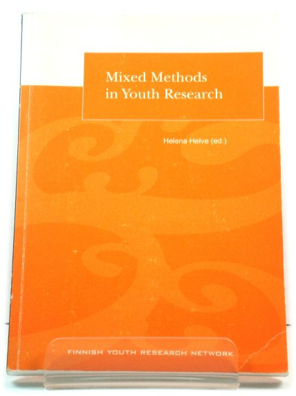 Image for Mixed Methods in Youth Research