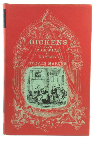 Image for Dickens: From Pickwick to Dombey
