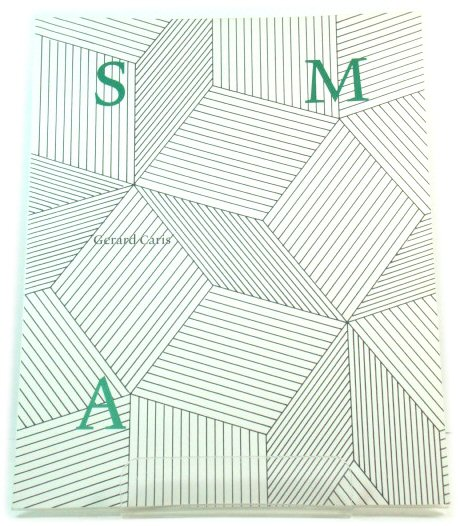 Image for SMA Cahiers 8: Gerard Caris - Tekeningen/Drawings