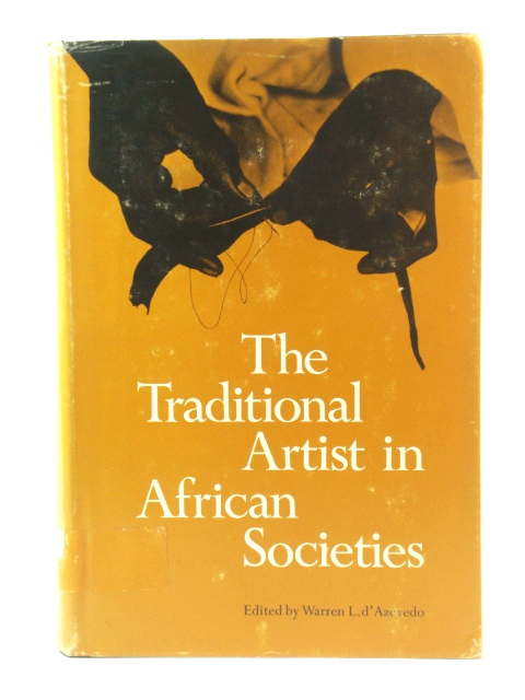 Image for The Traditional Artist in African Societies