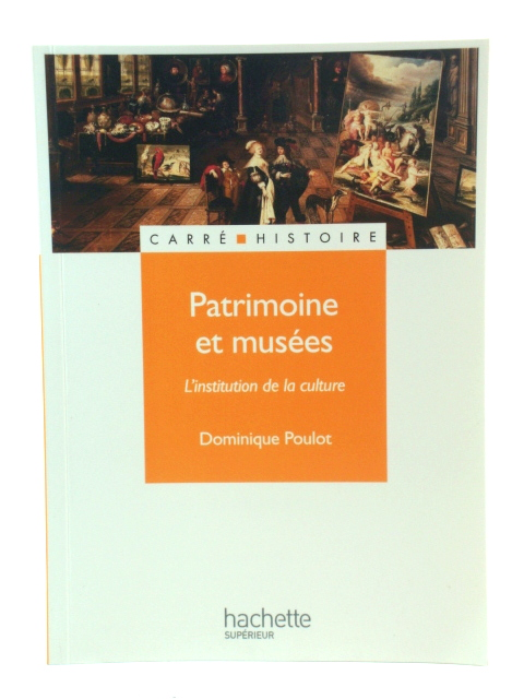 Image for Patrimoine et musEes: L'institution de la culture