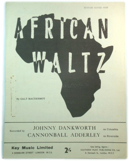 Image for African Waltz