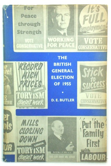 Image for The British General Election of 1955