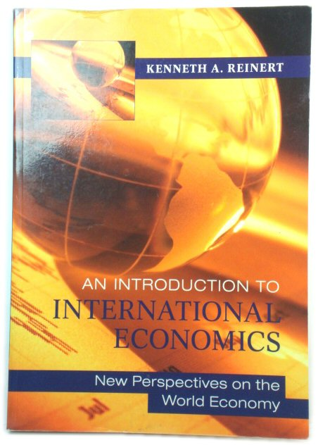 Image for An Introduction to International Economics: New Perspectives on the World Economy