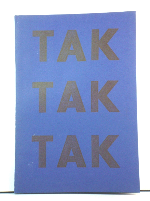 Image for TAK TAK TAK Issue 4