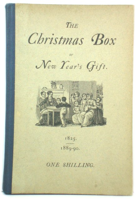 Image for The Christmas Box or New Year's Gift