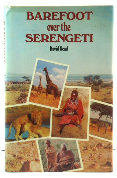Image for Barefoot Over the Serengeti