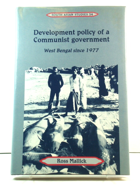Image for Development Policy of a Communist Government: West Bengal Since 1977