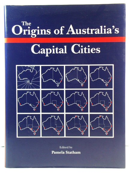 Image for The Origins of Australia's Capital Cities