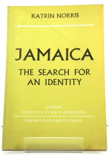 Image for Jamaica: The Search for an Identity