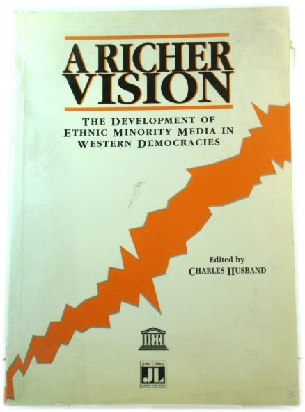 Image for A Richer Vision: The Development of Ethnic Minority Media in Western Democracies