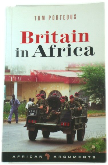 Image for Britain in Africa