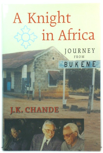 Image for A Knight in Africa: Journey from Bukene