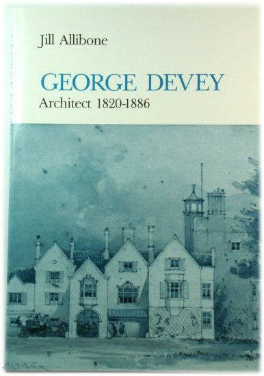 Image for George Devey: Architect 1820-1886