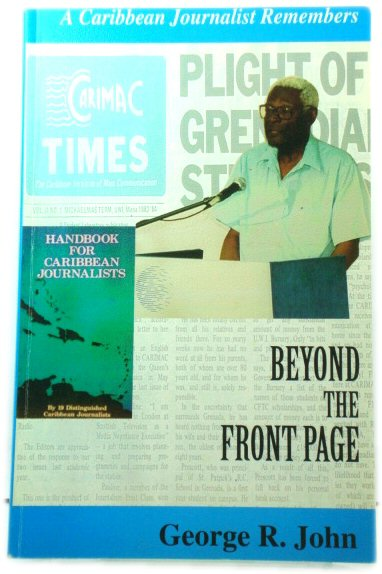 Image for Beyond the Front Page: Memoirs of a Caribbean Journalist