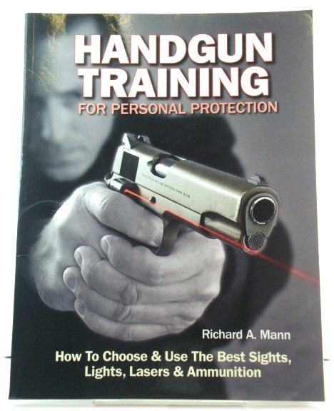 Image for Handgun Training for Personal Protection