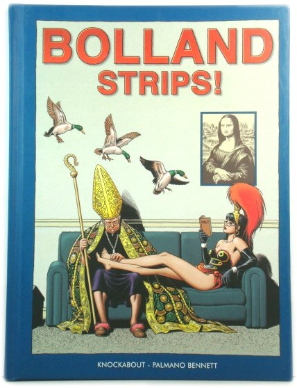 Image for Bolland Strips!