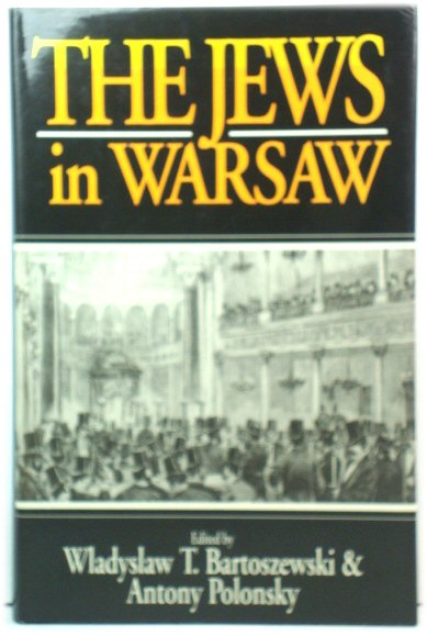 Image for The Jews in Warsaw