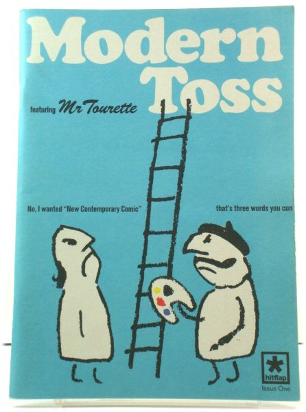 Image for Modern Toss: Issue One