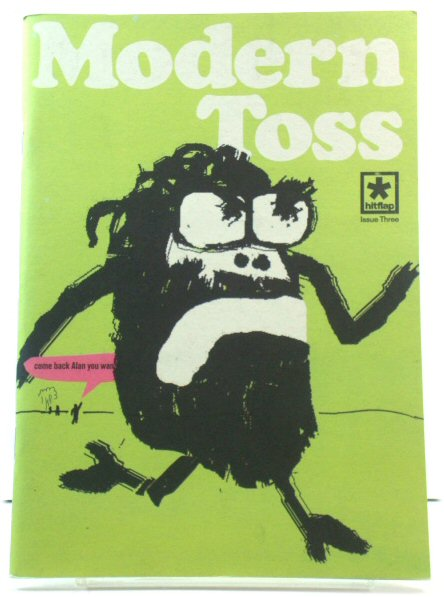 Image for Modern Toss: Issue Three
