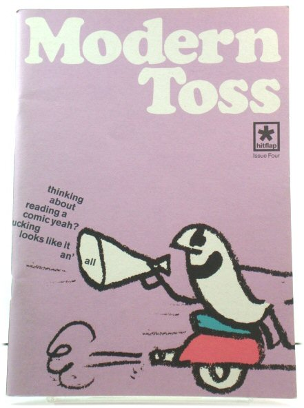 Image for Modern Toss: Issue Four