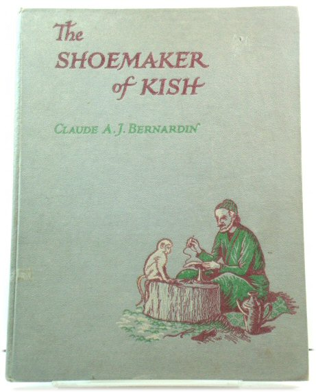 Image for The Shoemaker of Kish