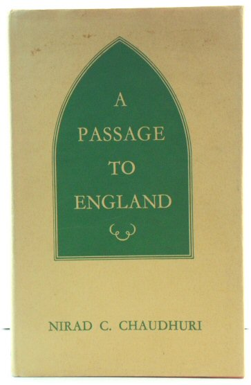 Image for A Passage to England
