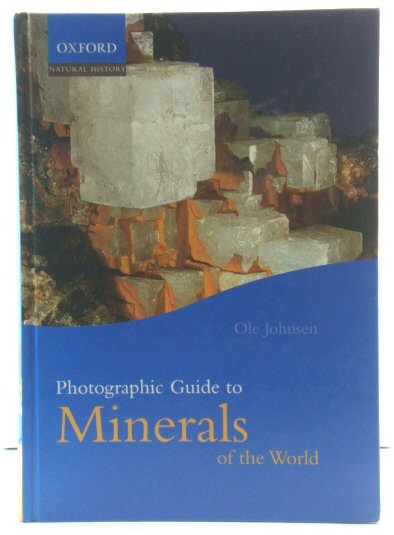 Image for Photographic Guide to Minerals of the World
