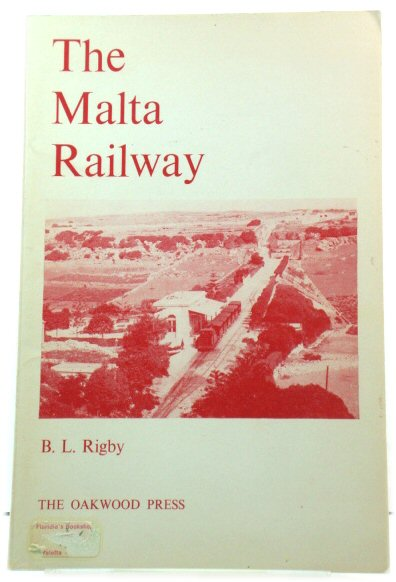 Image for The Malta Railway