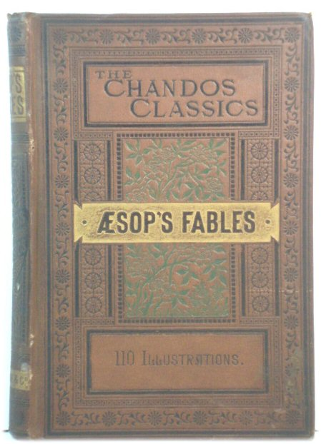 "Image for The Fables of Aesop (The ""Chandos Classics"")"