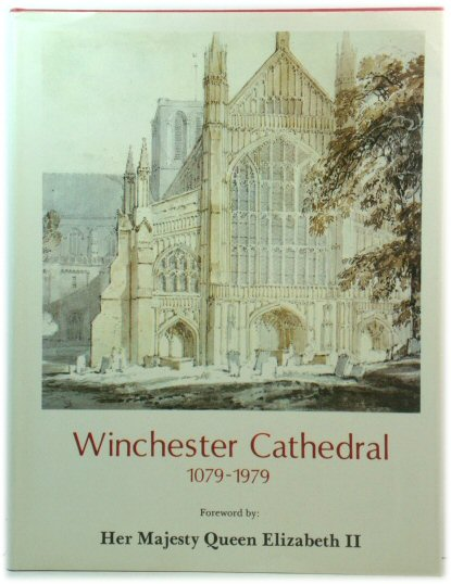 Image for Winchester Cathedral, 1079-1979