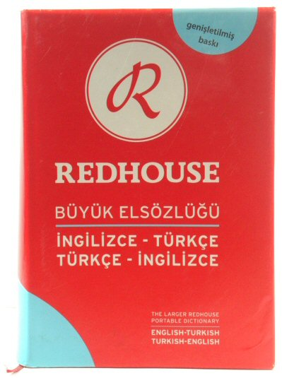 Image for The Larger Redhouse Portable Dictionary: English-Turkish & Turkish-English