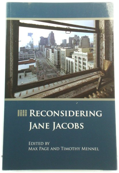 Image for Reconsidering Jane Jacobs
