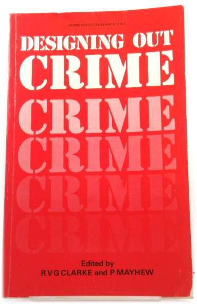 Image for Designing Out Crime