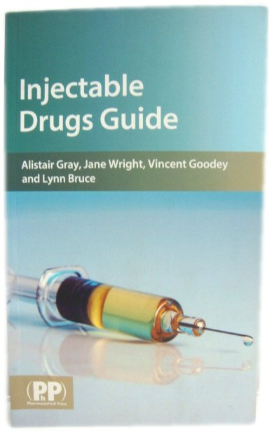 Image for Injectable Drugs Guide