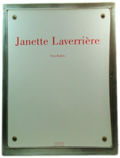 Image for Janette LaverriEre
