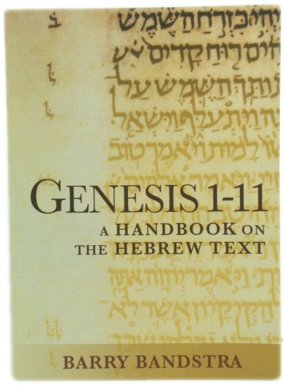 Image for Genesis 1-11: A Handbook on the Hebrew Text
